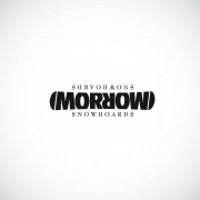 Logo Entwurf für Morrow Snowboards (Studienarbeit)