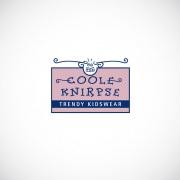 Logo Entwurf für ein Kindermodegeschäft