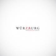 Logo Entwurf für die Region Würzburg (Wettbewerb: Platz 2)