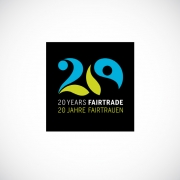 Logo Entwurf für 20 Jahre Fairtrade (Wettbewerb: Platz 2)