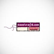 Logo Entwurf für Travel and Work Reisen